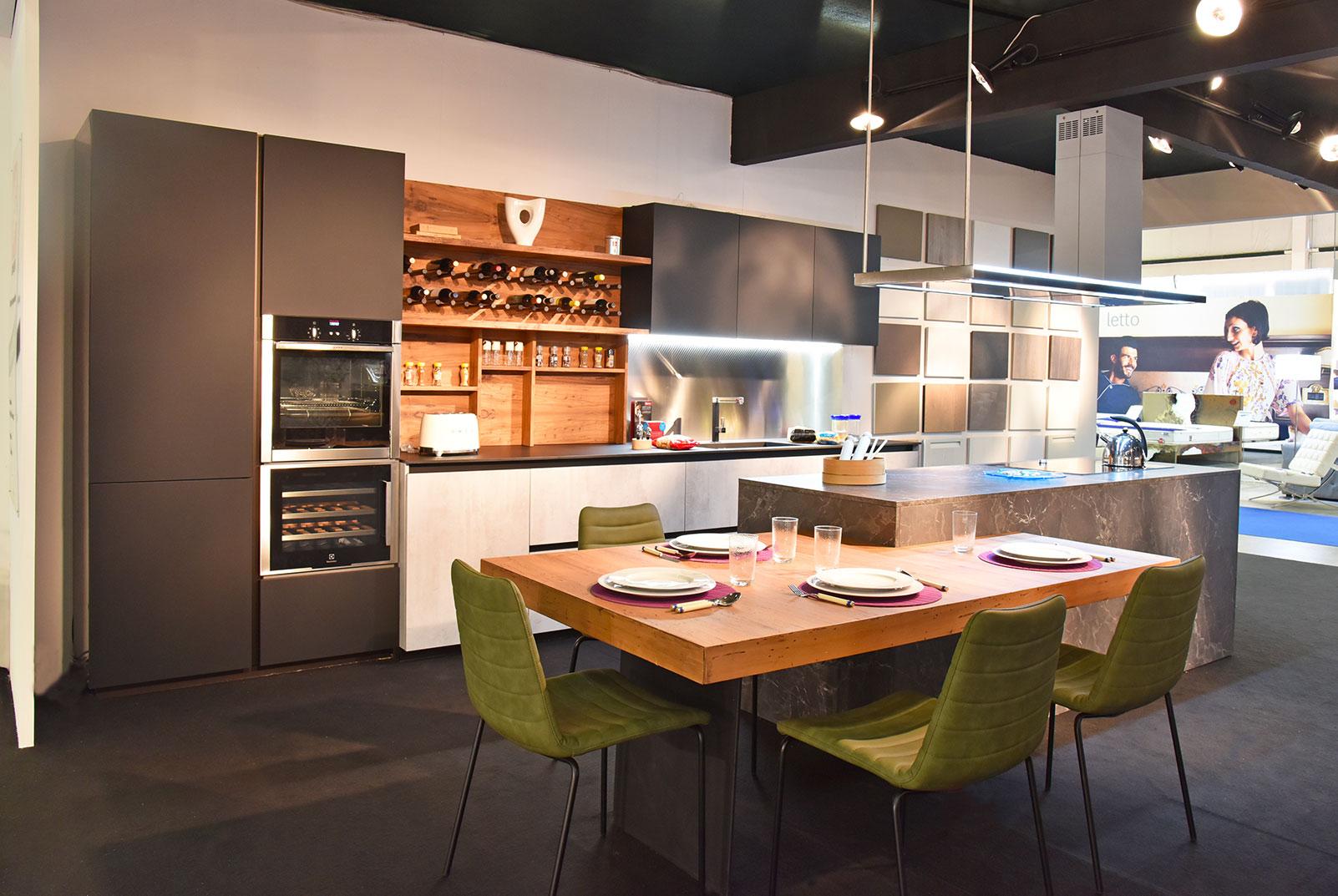 Cucine Moderne Perugia | Cucine in Muratura Perugia - Luci e ...