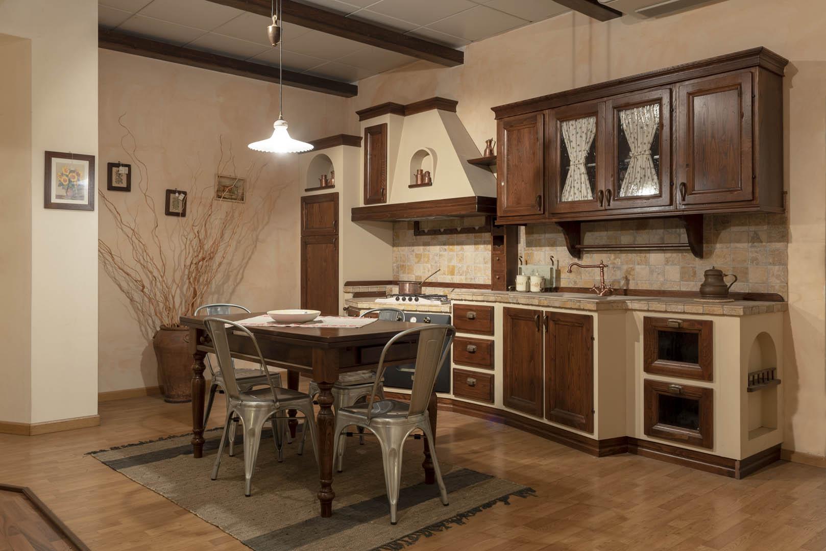 Cucina Borgo Antico - Luci e Cose
