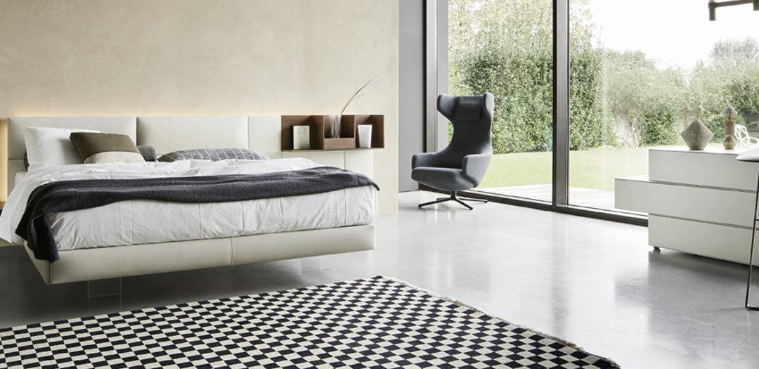 Camera da letto: Arredare con i colori per rilassarsi